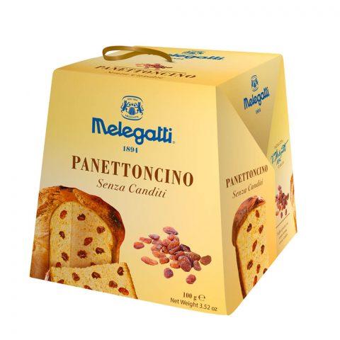 Panettoncino Melegatti senza canditi PF-PNI003